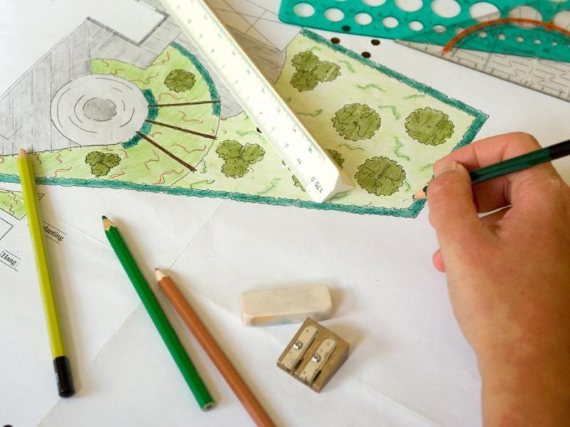 tuin-ontwerp