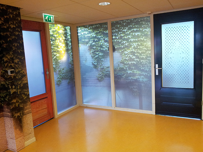 windowcovering zorginstelling